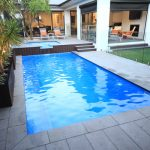 """Oxford"" Medium Fiberglass Swimming Pool, designed and built by Aqua Technics Pools"