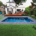 """Sovereign"" Fiberglass Swimming Pool (Medium Pool) designed and built by Aqua Technics Pools"